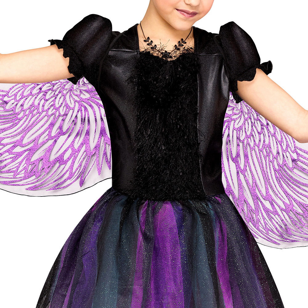 Girls Moonlight Unicorn Costume Image #3