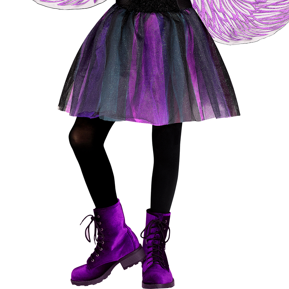 Girls Moonlight Unicorn Costume Image #4