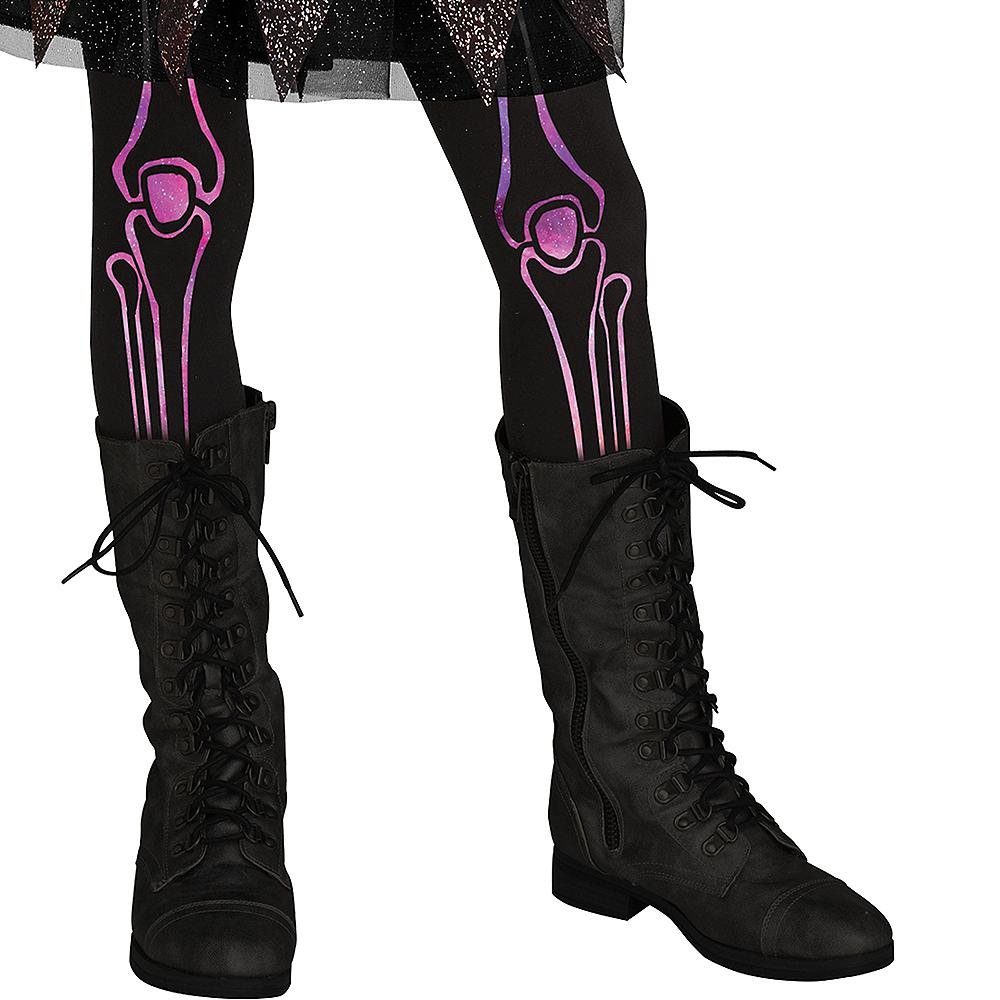 Child Galaxy Skeleton Costume Image #5