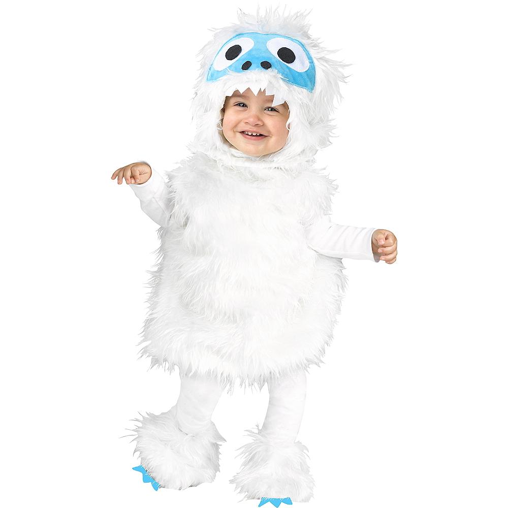 Baby Snow Beastie Yeti Costume Image #1