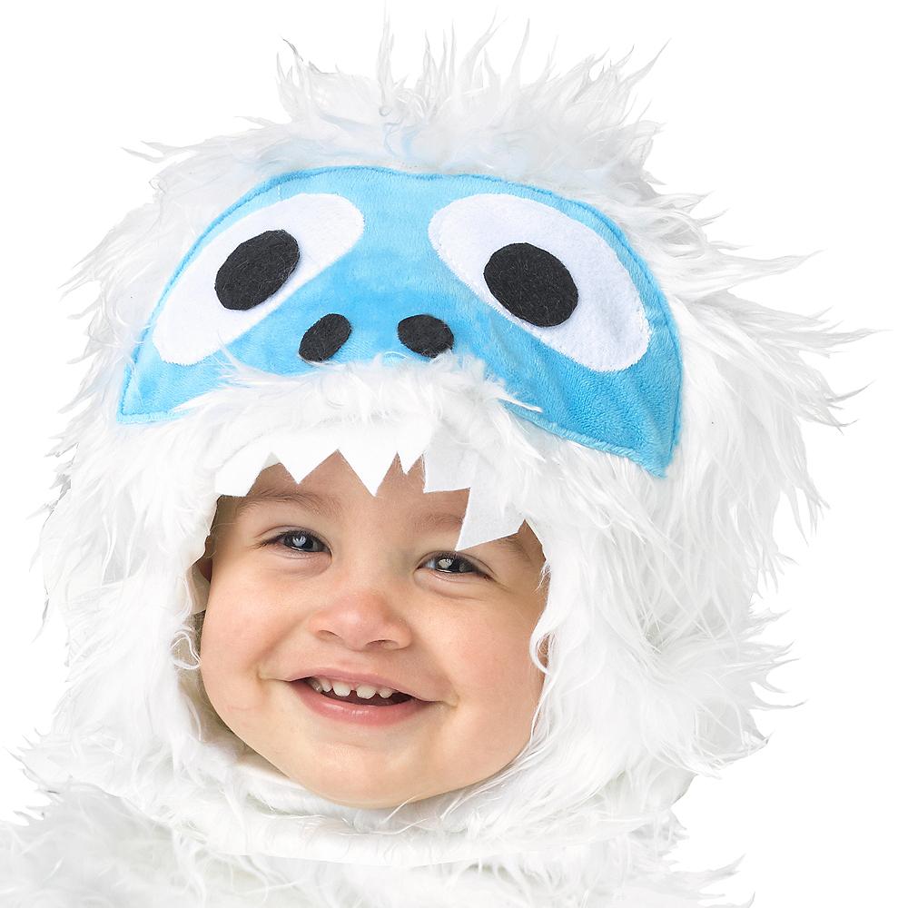 Baby Snow Beastie Yeti Costume Image #2