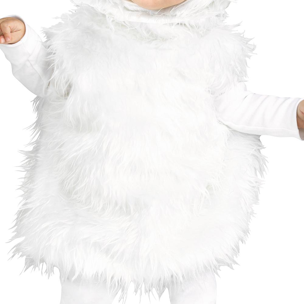 Baby Snow Beastie Yeti Costume Image #3