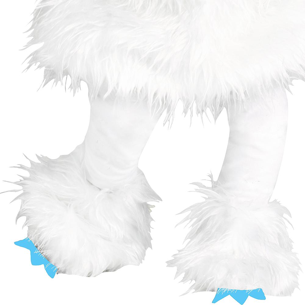 Baby Snow Beastie Yeti Costume Image #4