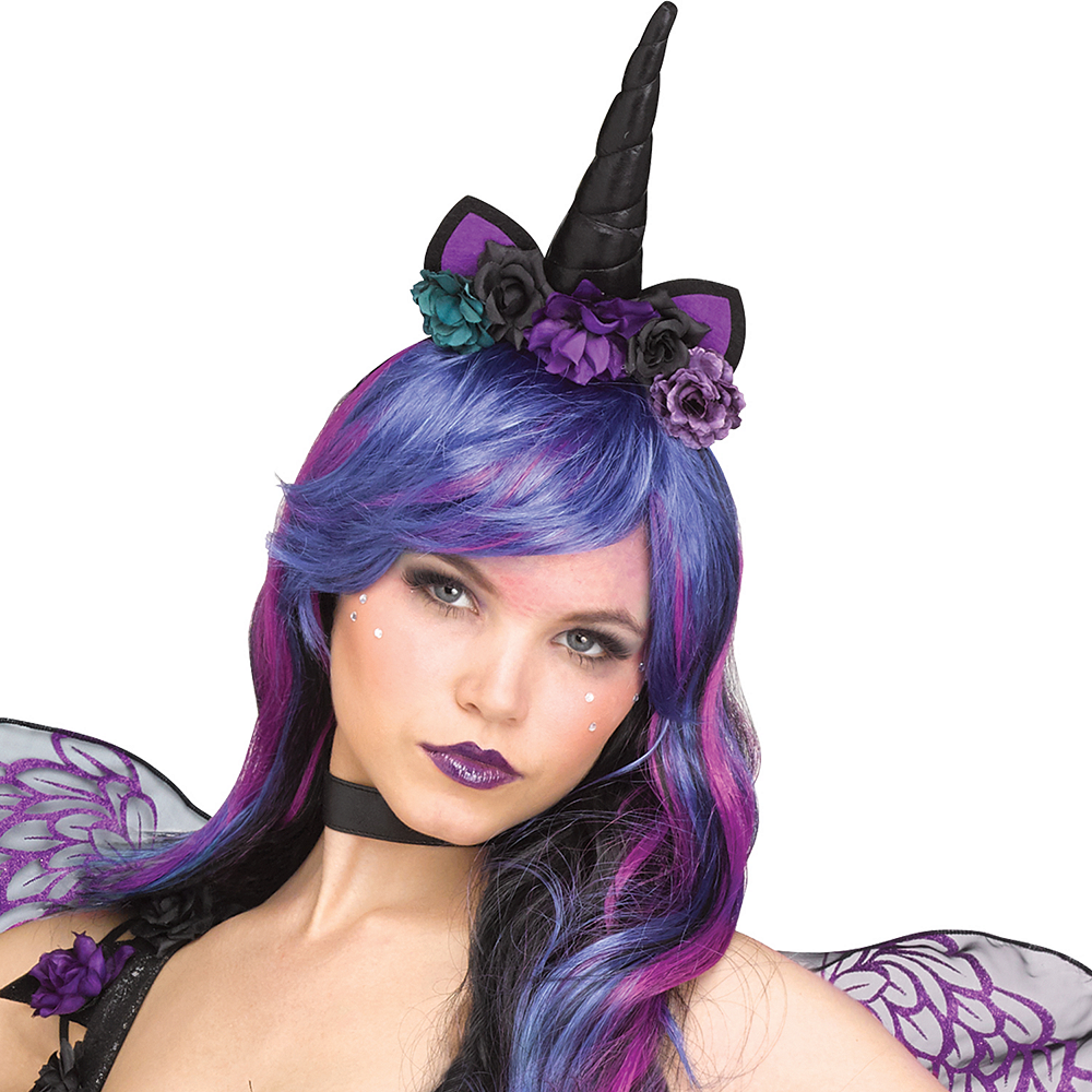 Womens Moonlight Unicorn Costume Image #2