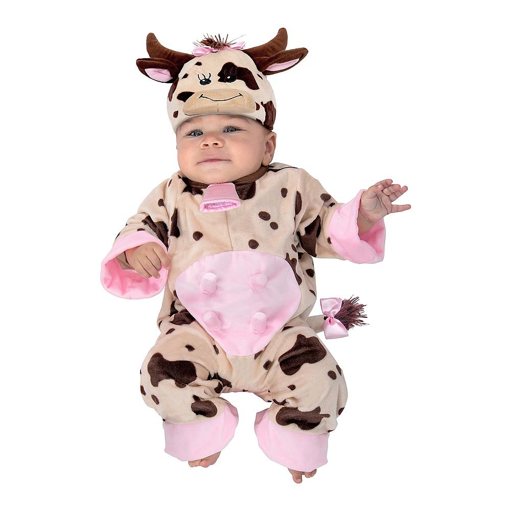 Baby Sleepy Cow Costume Image #1