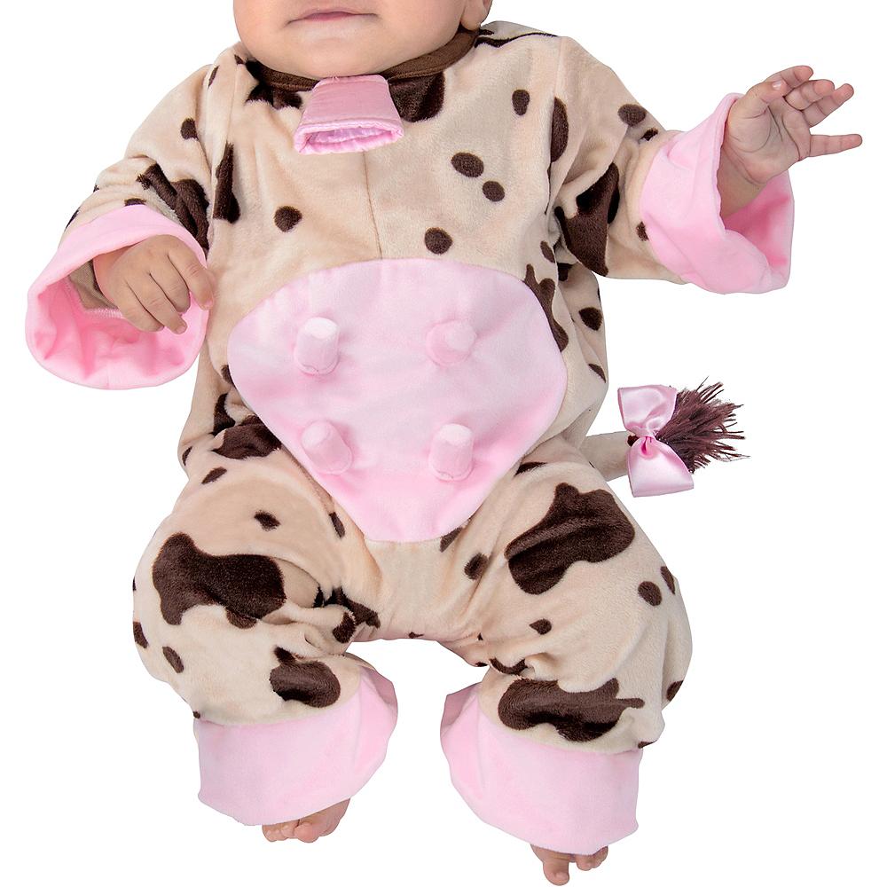 Baby Sleepy Cow Costume Image #3