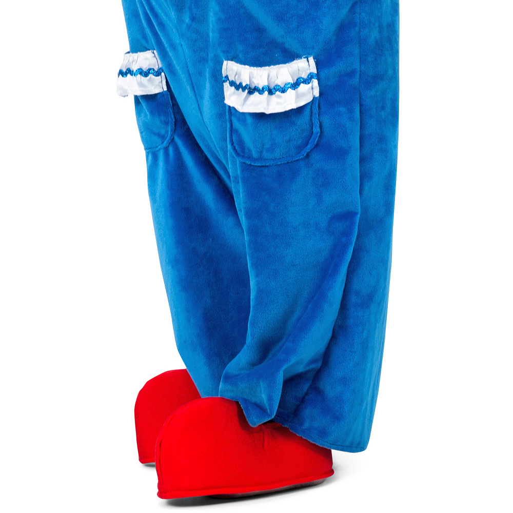 Child Colorful Circus Clown Costume Image #4