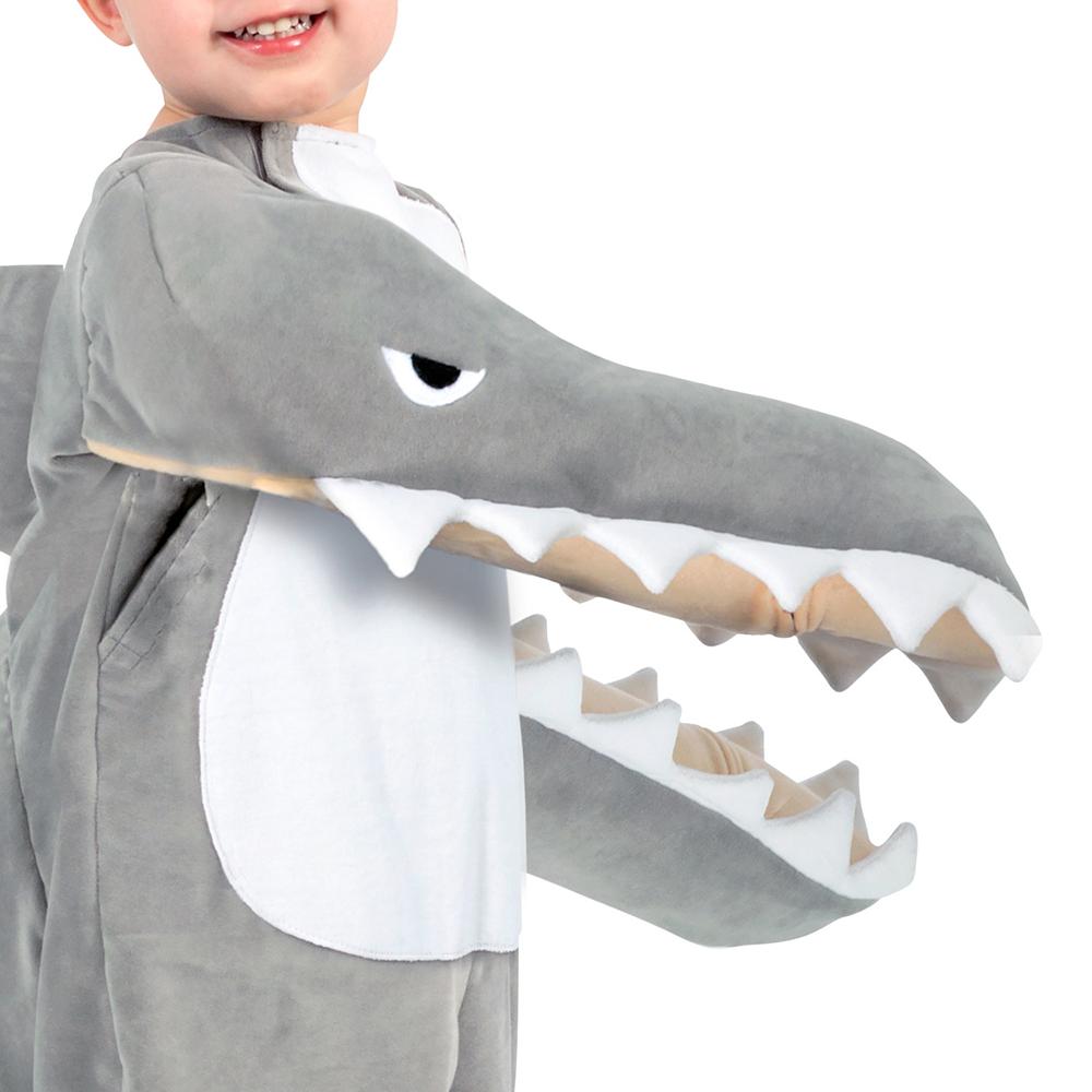 Child Chompin' Shark Costume Image #2