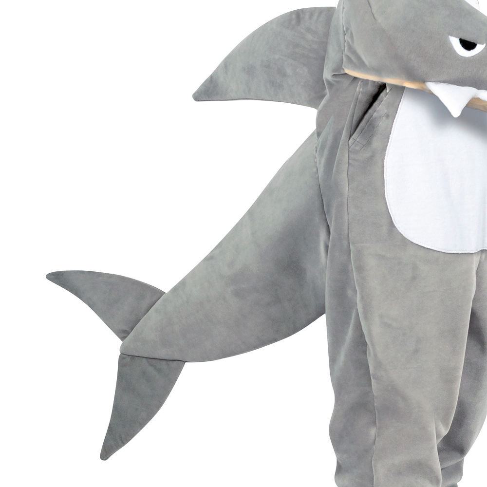 Child Chompin' Shark Costume Image #3