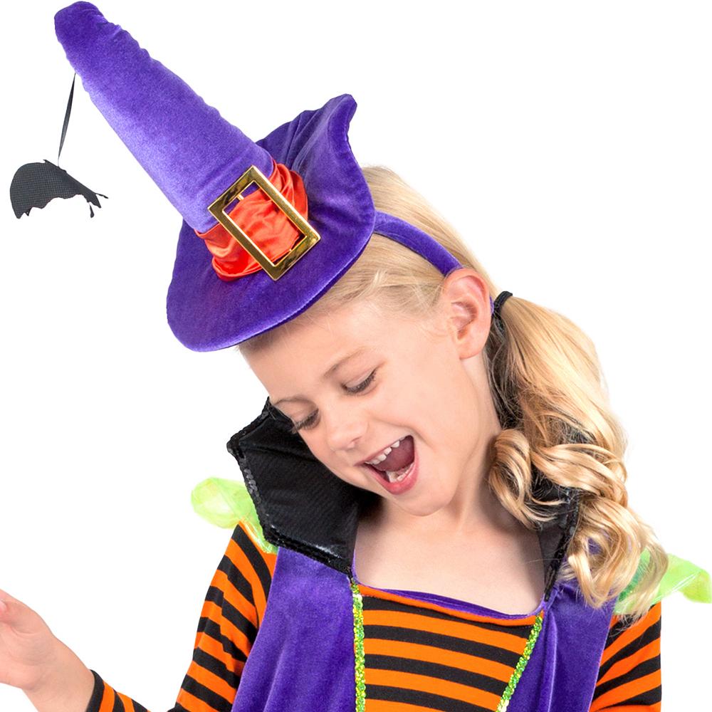 Girls Cauldron Witch Costume Image #2