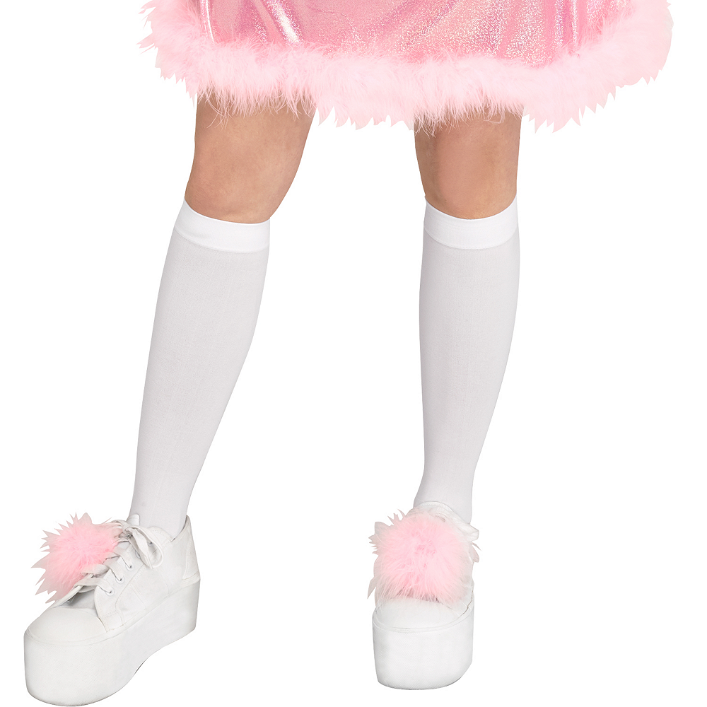 Womens Baby Glam Pop Star Costume Image #3