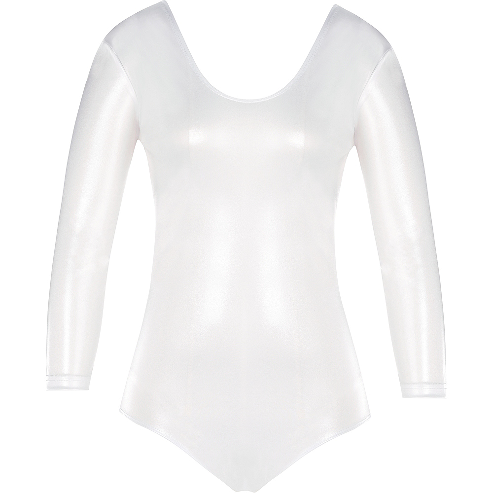 Nav Item for Womens White Bodysuit Image #2