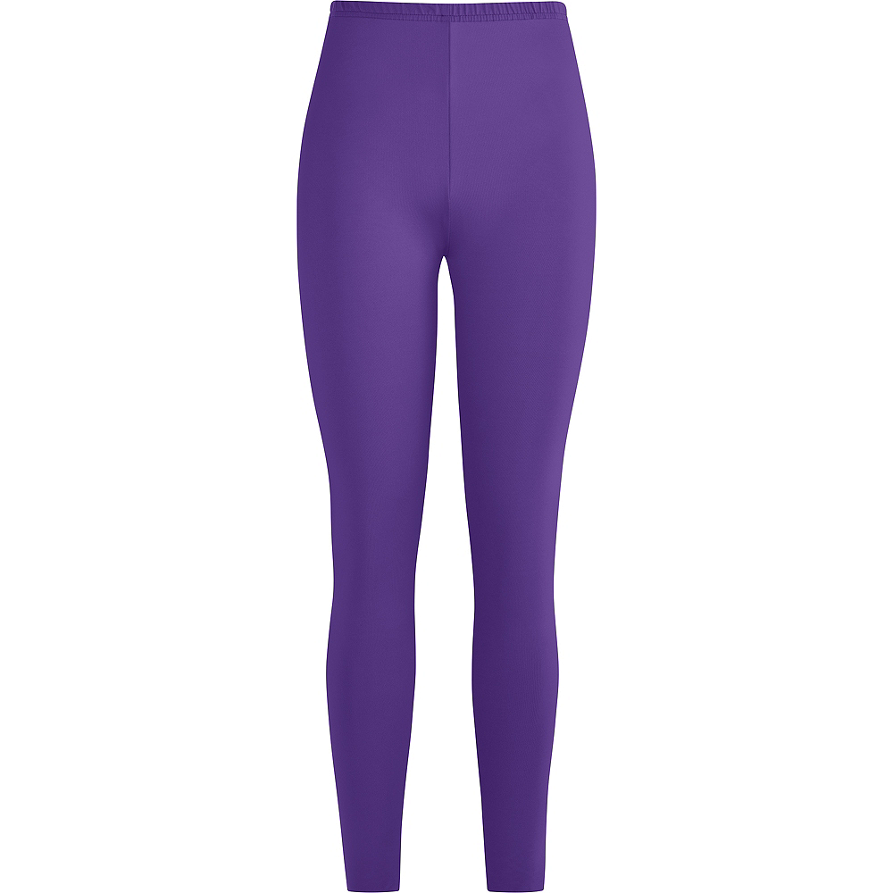Nav Item for Womens Purple Leggings Image #2