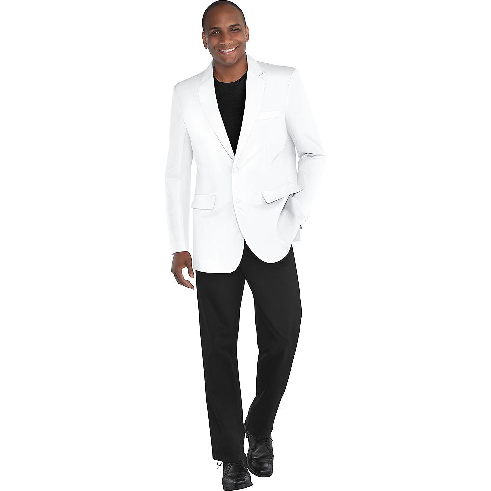 Adult White Jacket Image #1