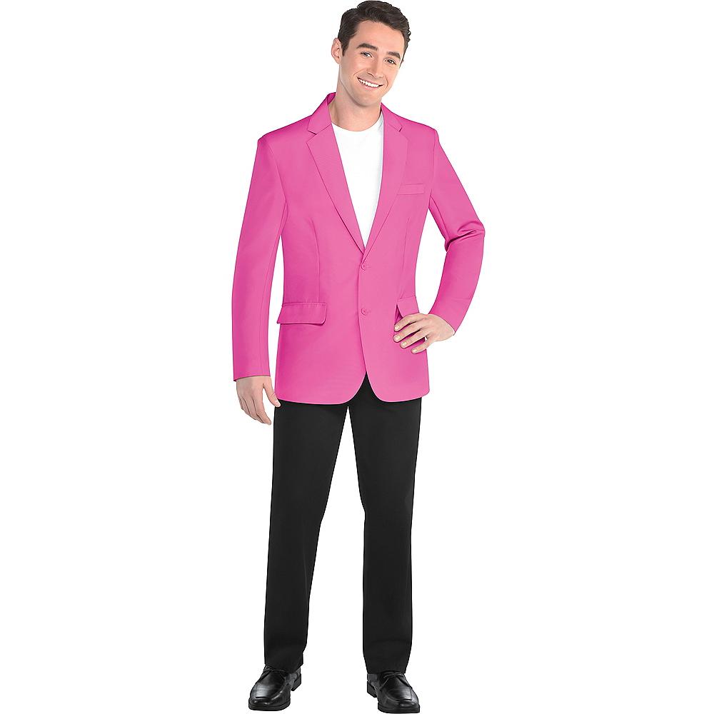 Adult Pink Jacket Image #1