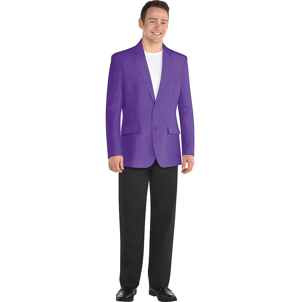 Adult Purple Jacket Image #1