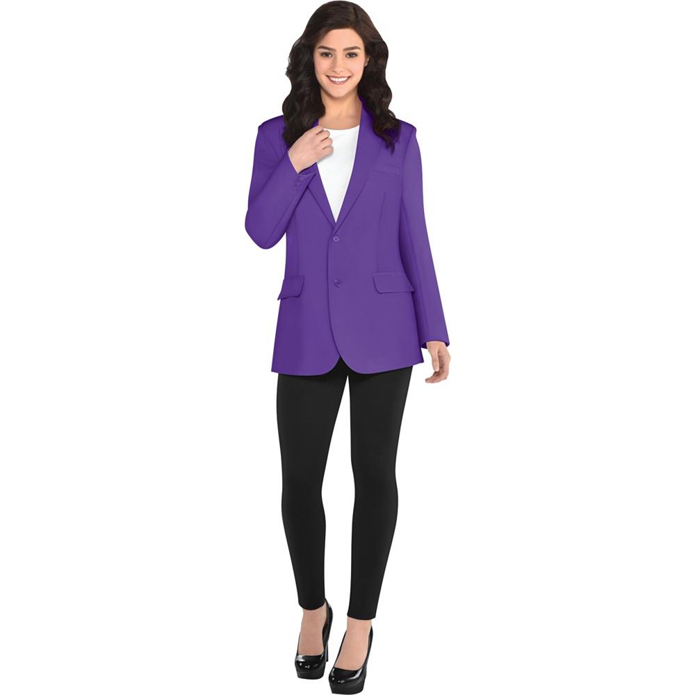Adult Purple Jacket Image #2