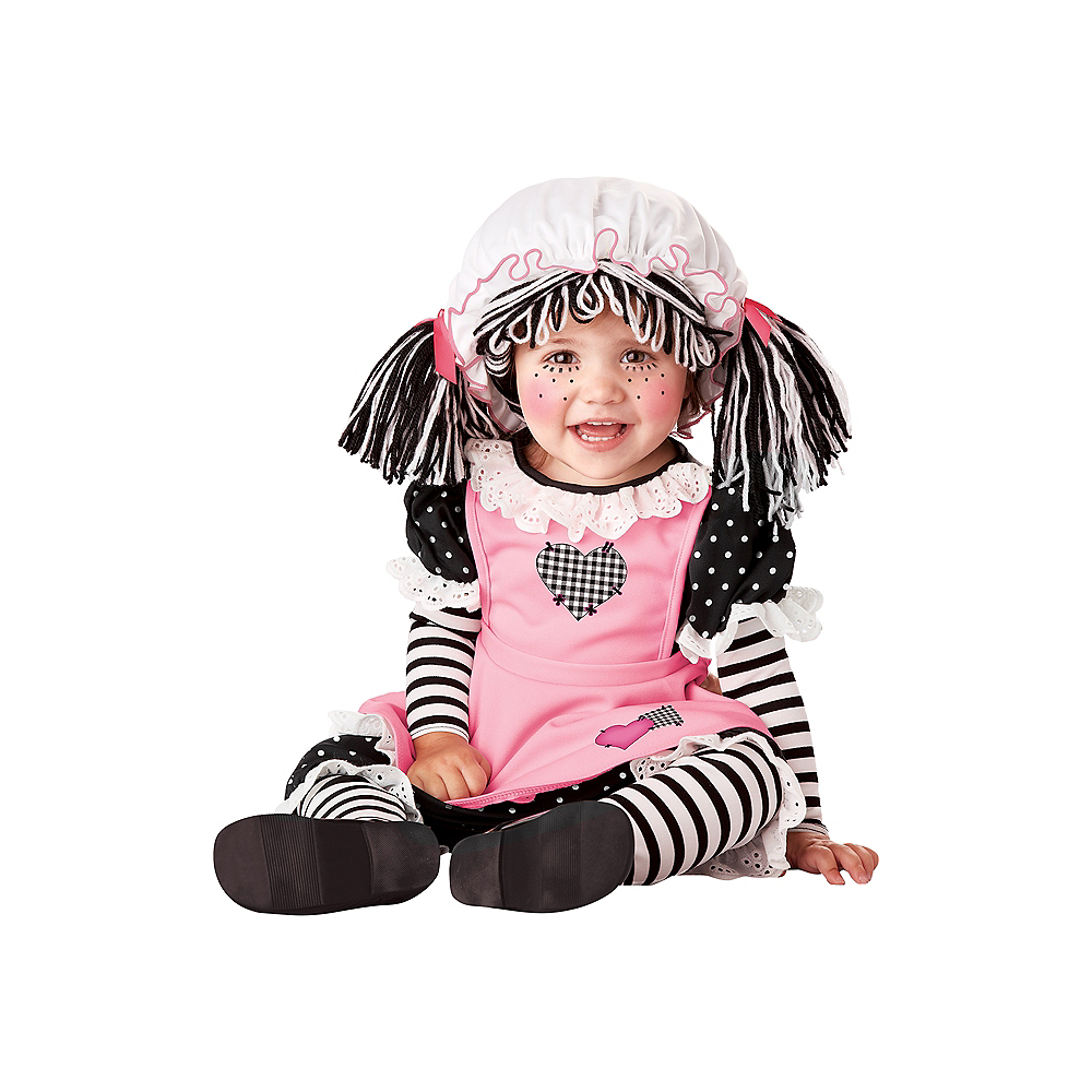 Baby Doll Costume Image #1