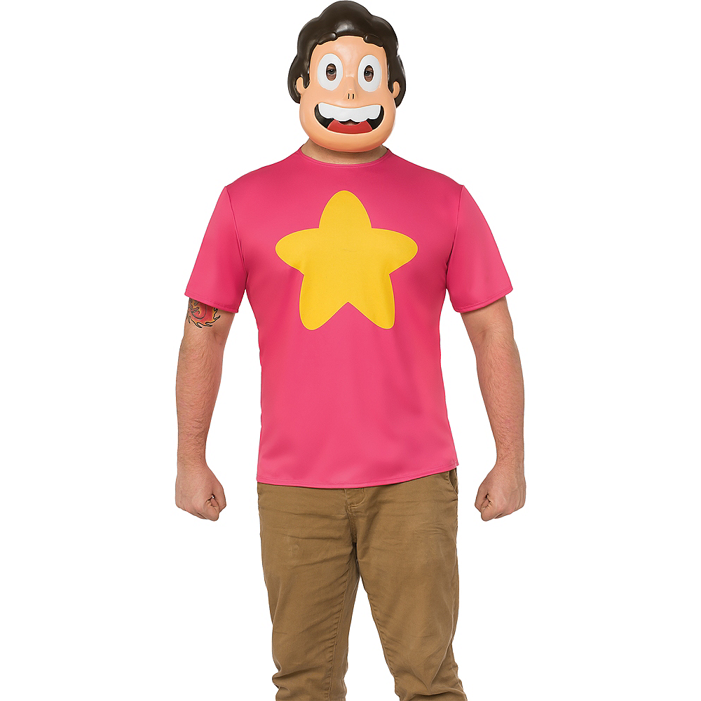 Mens Steven Universe Costume Image #1
