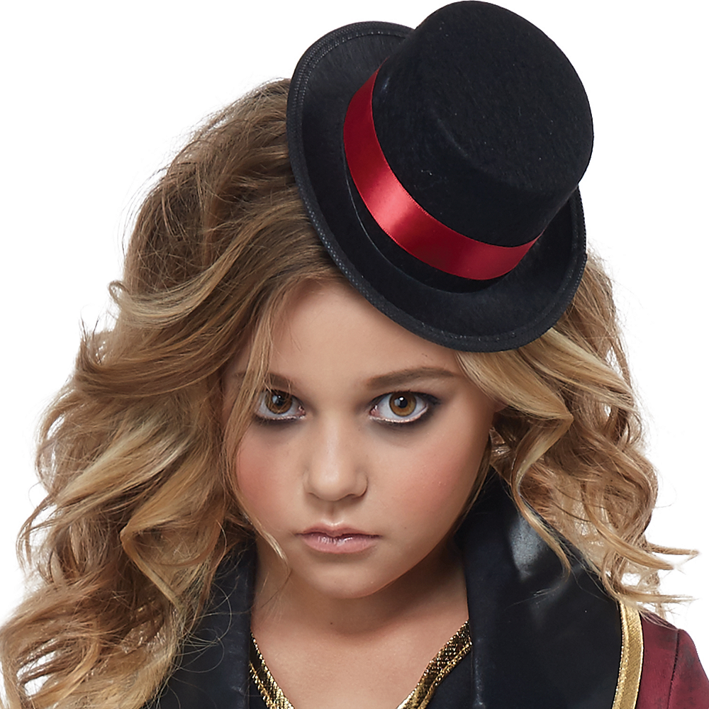 Nav Item for Girls Ringmaster Costume Image #2