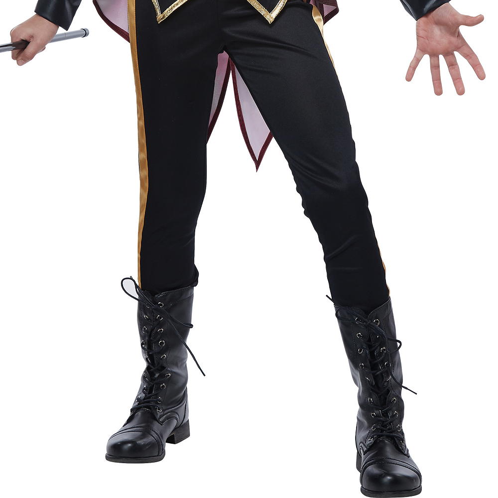 Nav Item for Girls Ringmaster Costume Image #4
