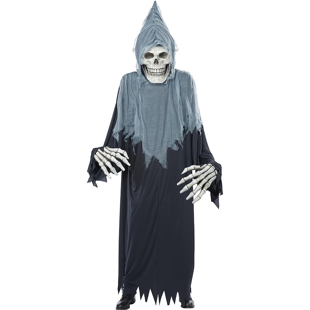 Adult Towering Terror Grim Reaper Costume Image #1