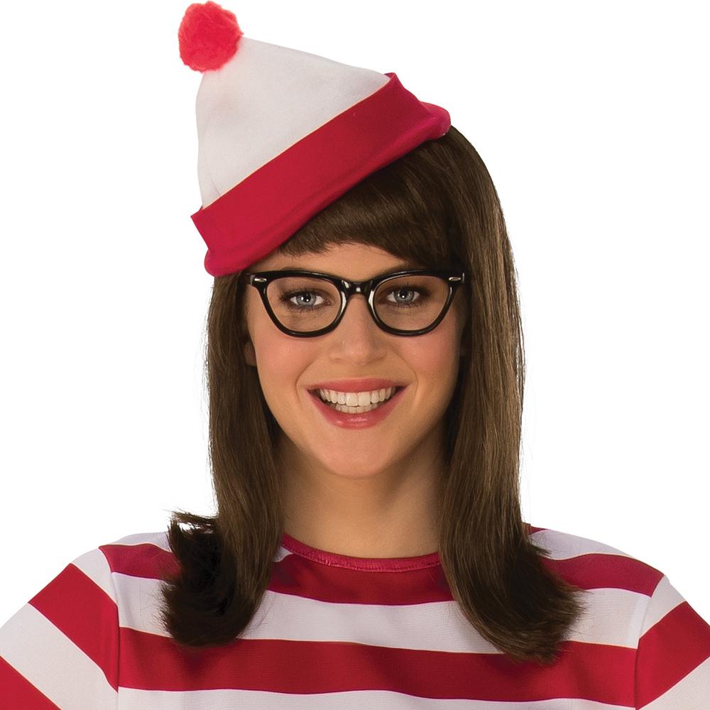 Womens Where's Wenda Costume - Where's Waldo Image #2