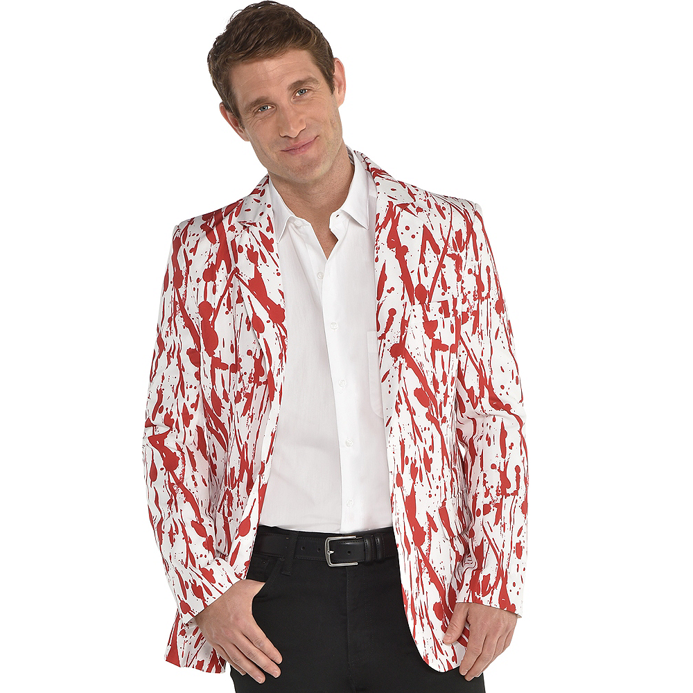 Bloody Suit Jacket Image #1