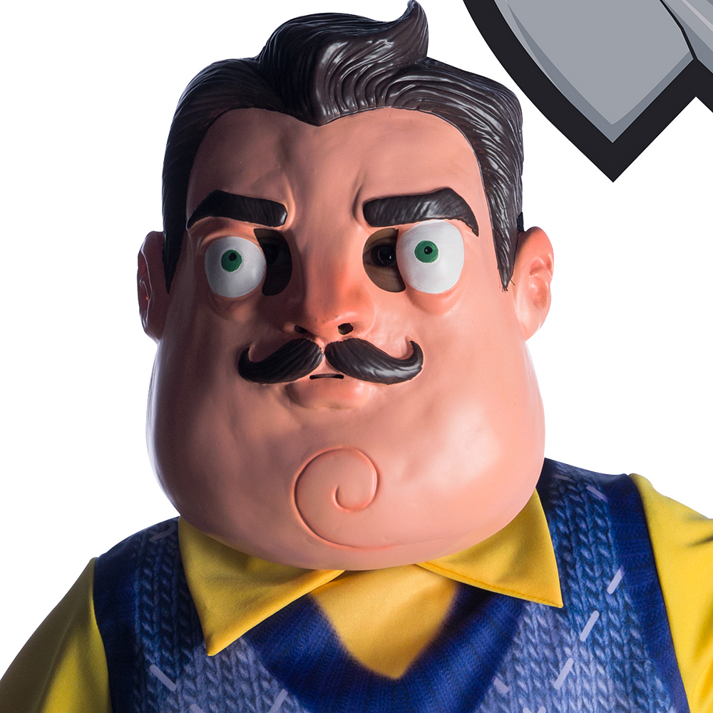 Boys Hello Neighbor Costume Image #3