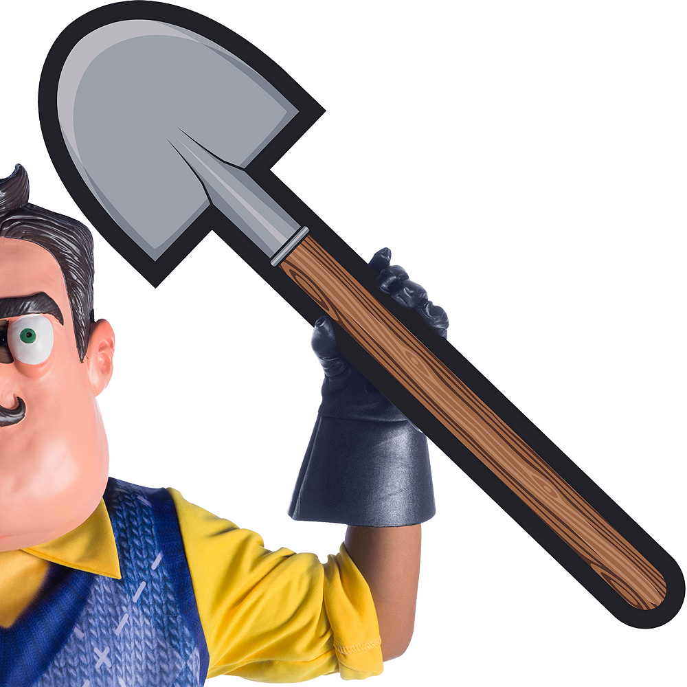 Nav Item for Boys Hello Neighbor Costume Image #4