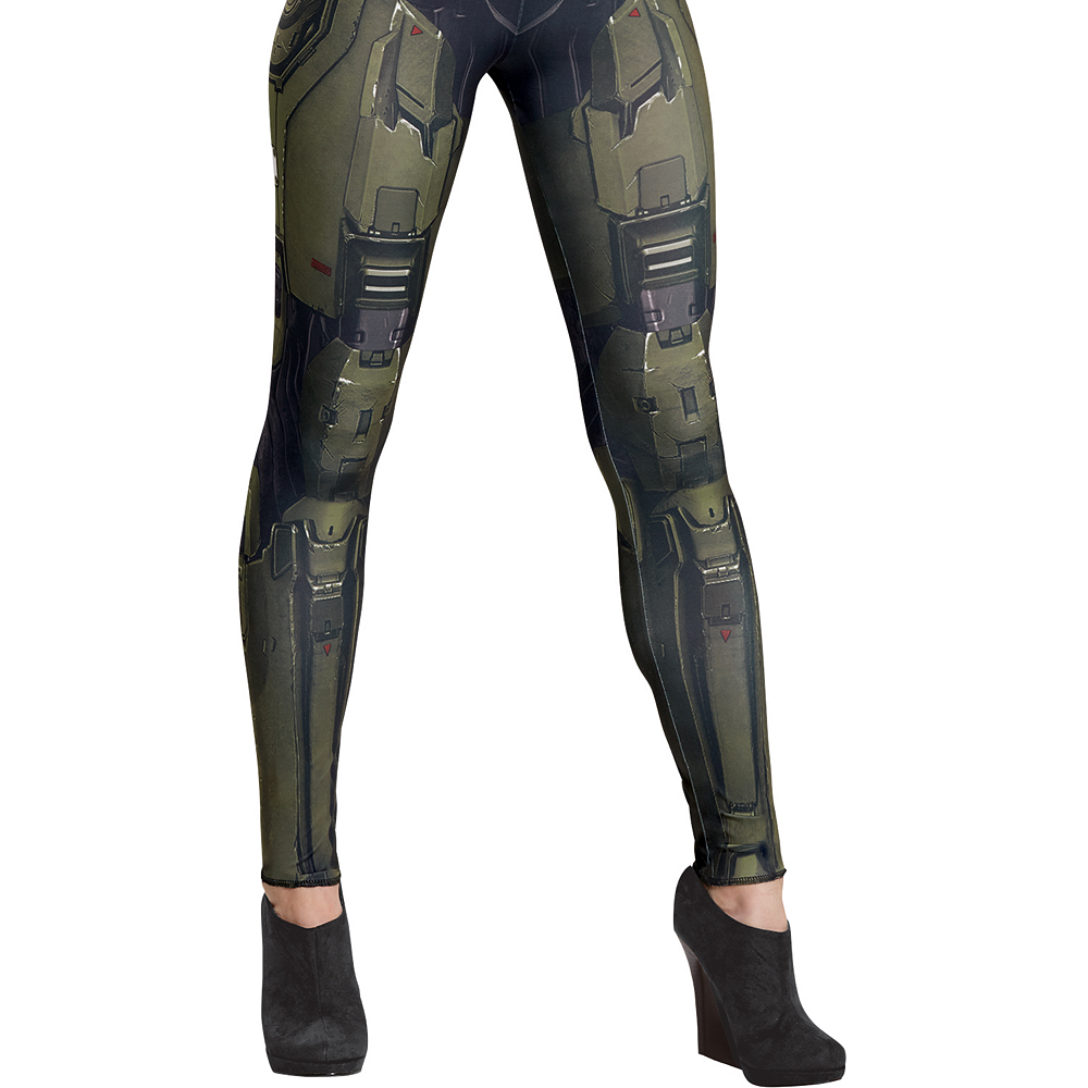 Nav Item for Womens Master Chief Costume - Halo Image #4