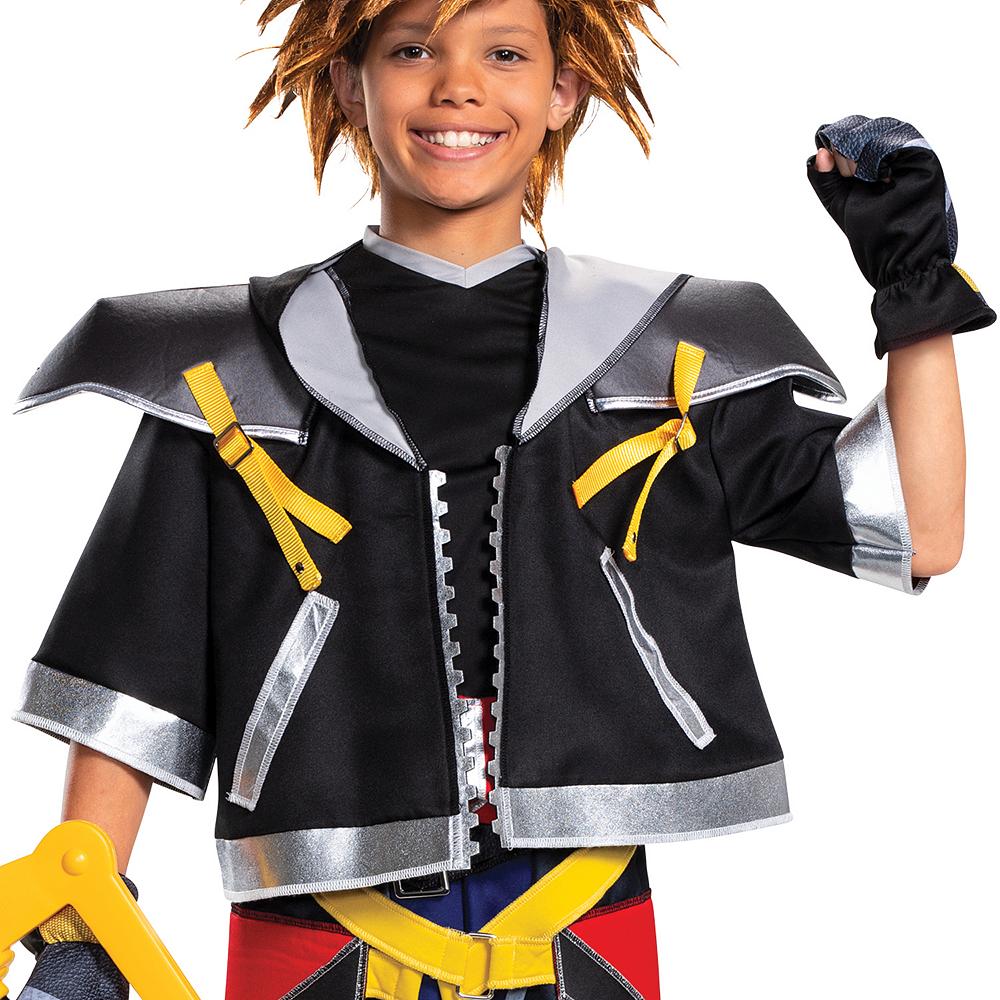 Boys Sora Costume Deluxe - Kingdom Hearts Image #2