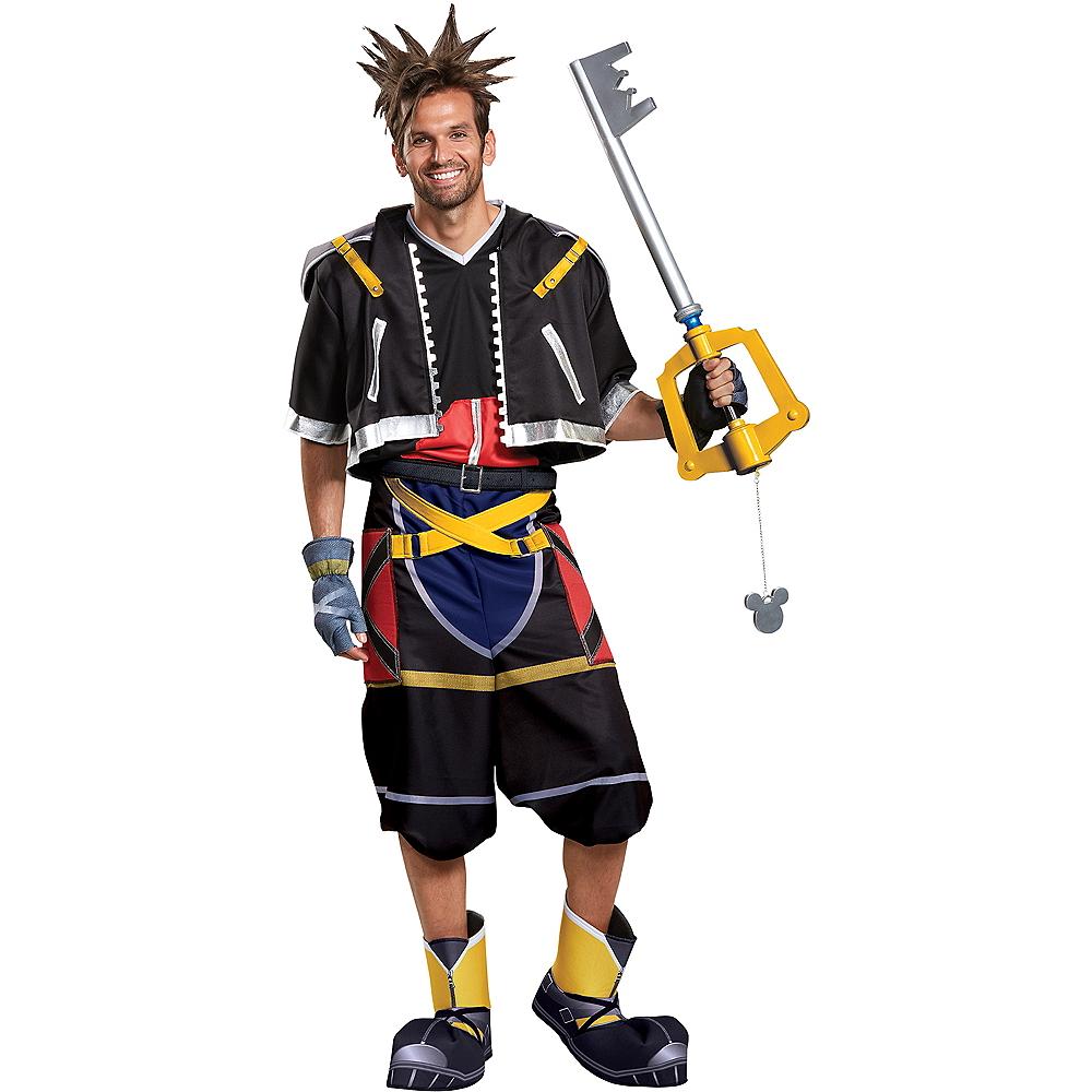 Mens Sora Costume Deluxe - Kingdom Hearts Image #1