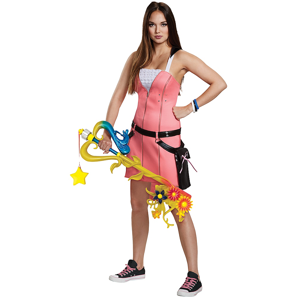 Womens Kairi Costume Deluxe - Kingdom Hearts Image #1