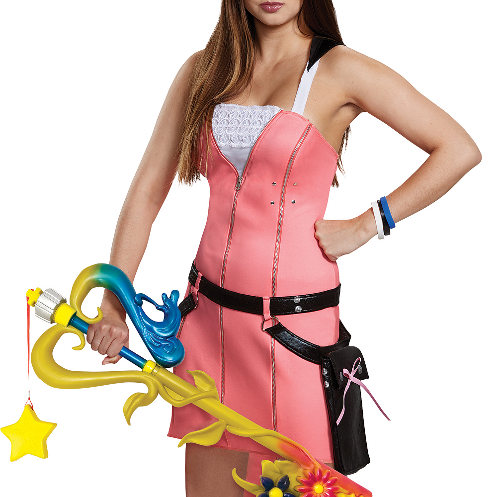 Womens Kairi Costume Deluxe - Kingdom Hearts Image #2