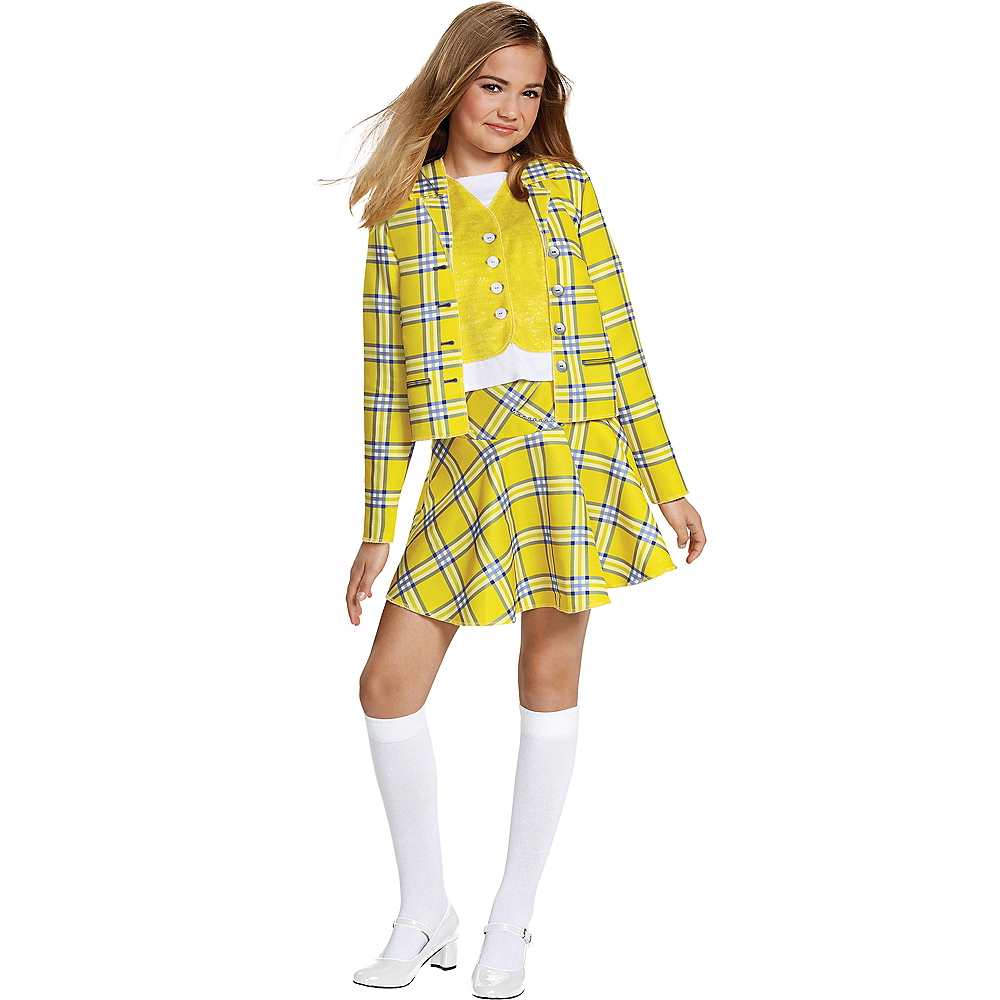 girls clueless cher costume  party city