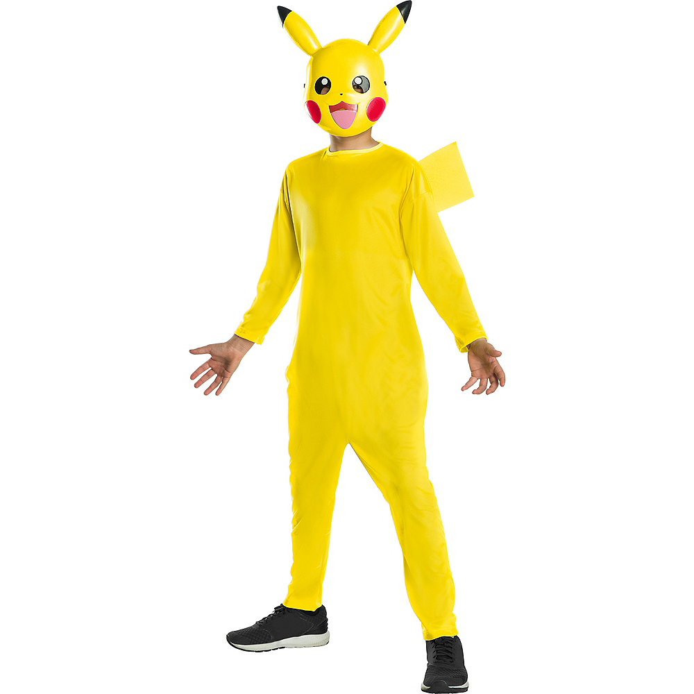 Boys Pikachu Costume - Pokemon Image #1