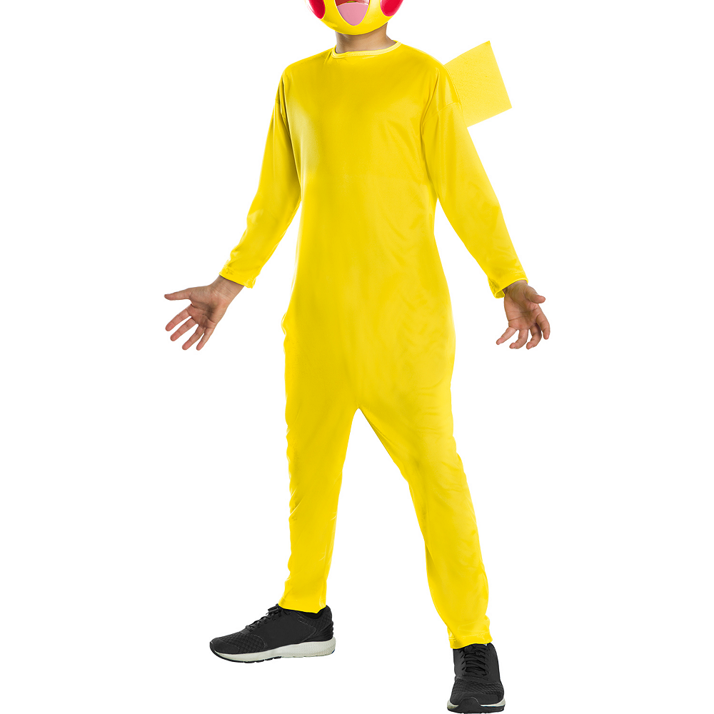 Boys Pikachu Costume - Pokemon Image #2