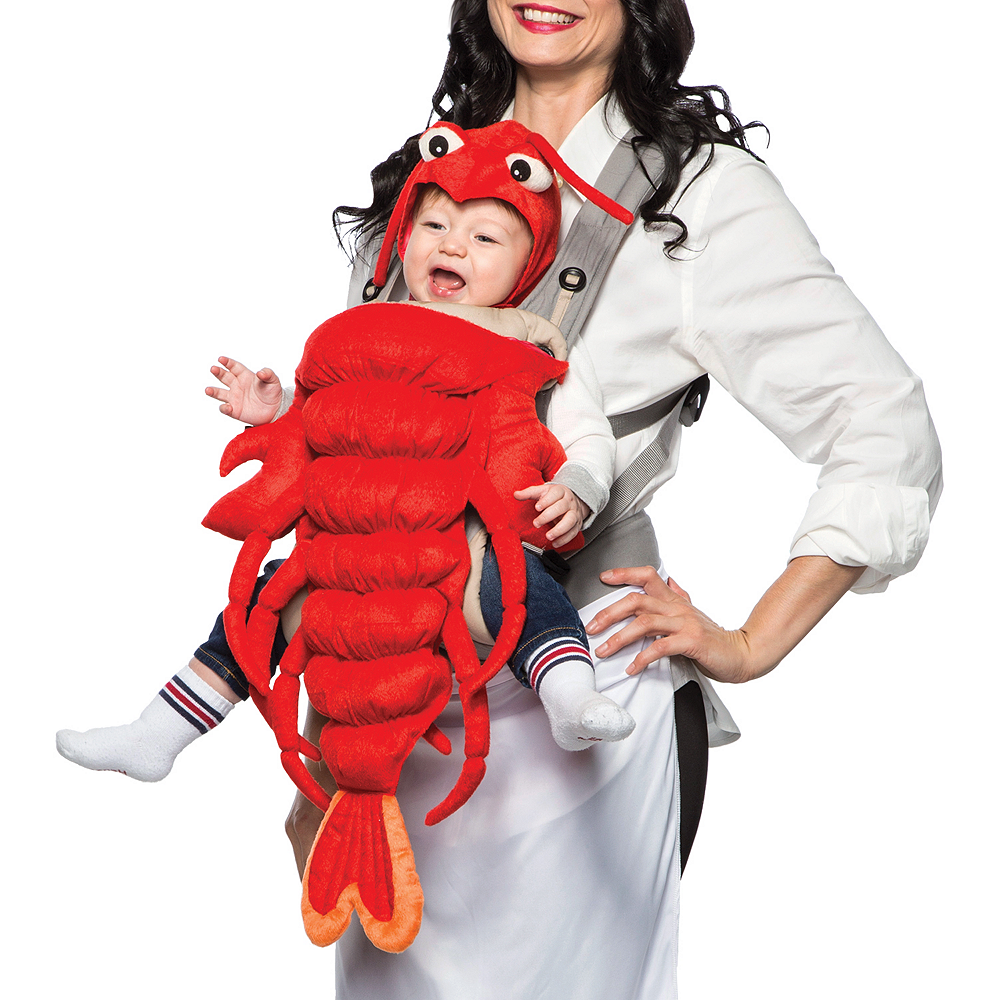 Chef & Lobster Mom & Baby Costume Image #2