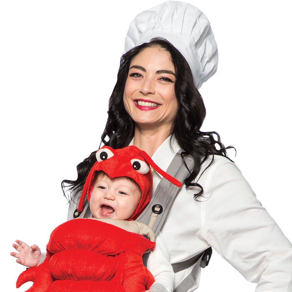 Chef & Lobster Mom & Baby Costume Image #3