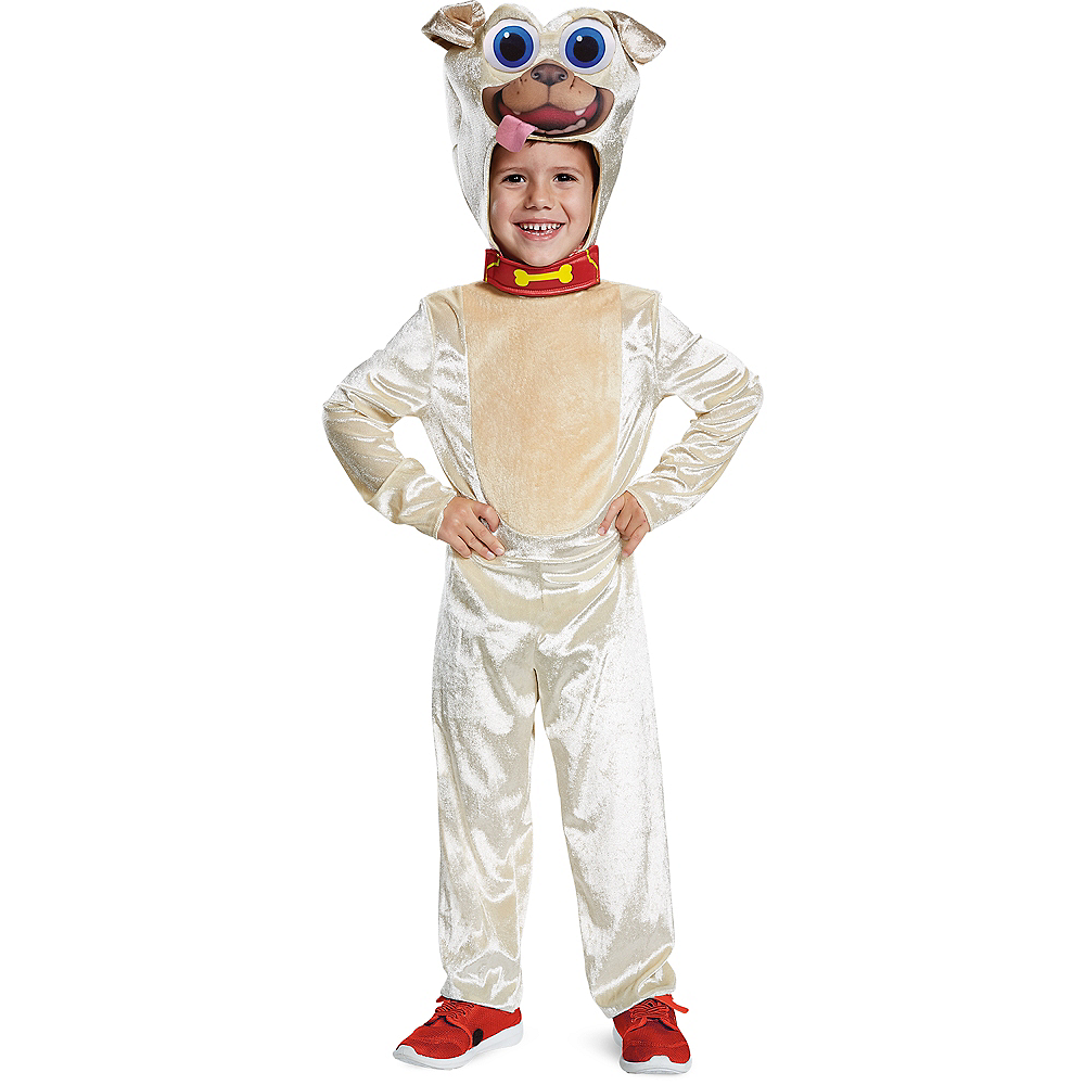 Boys Rolly Costume - Puppy Dog Pals Image #1