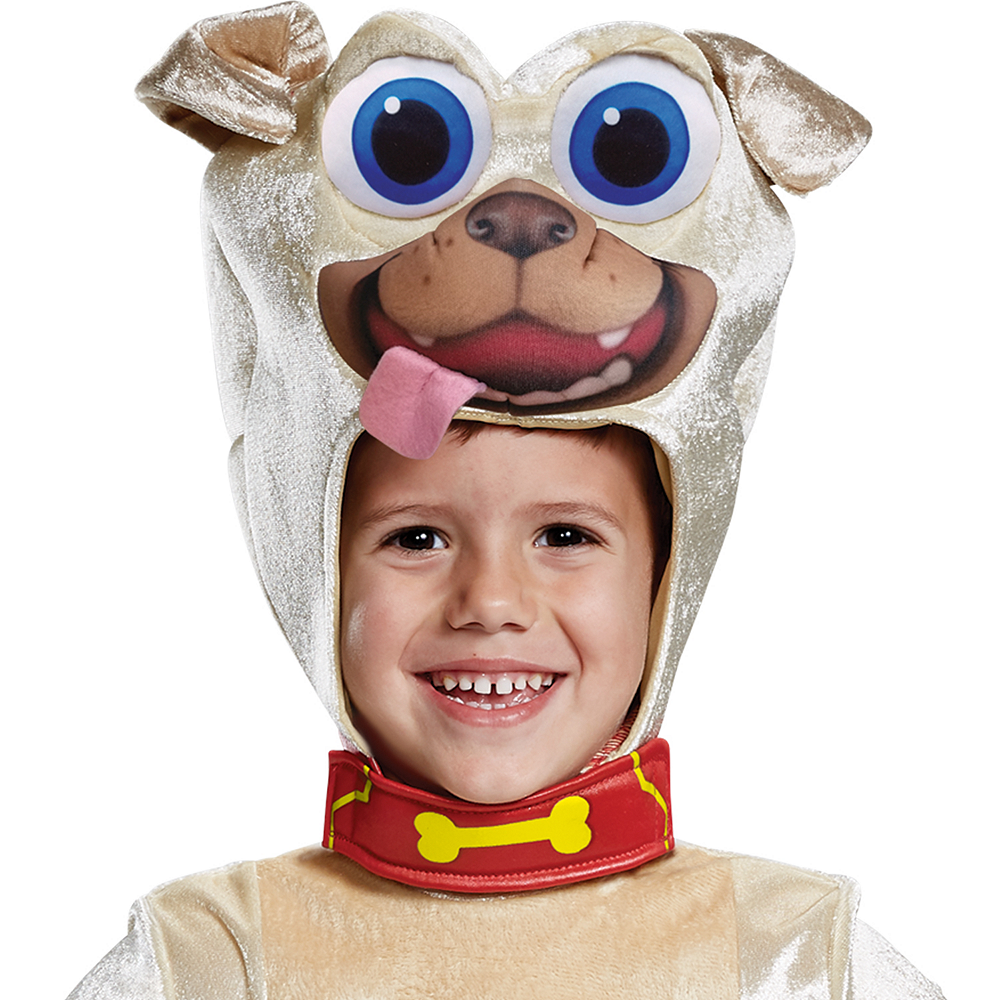 Boys Rolly Costume - Puppy Dog Pals Image #2