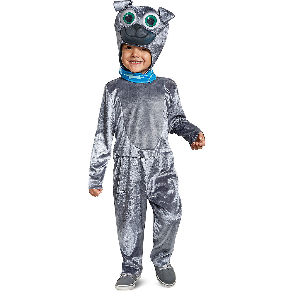 Nav Item for Boys Bingo Costume - Puppy Dog Pals Image #1