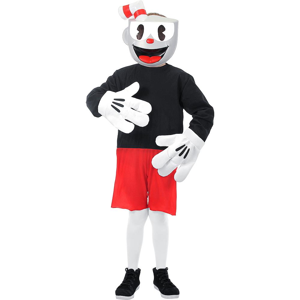 Child Cuphead Costume - Cuphead Image #1