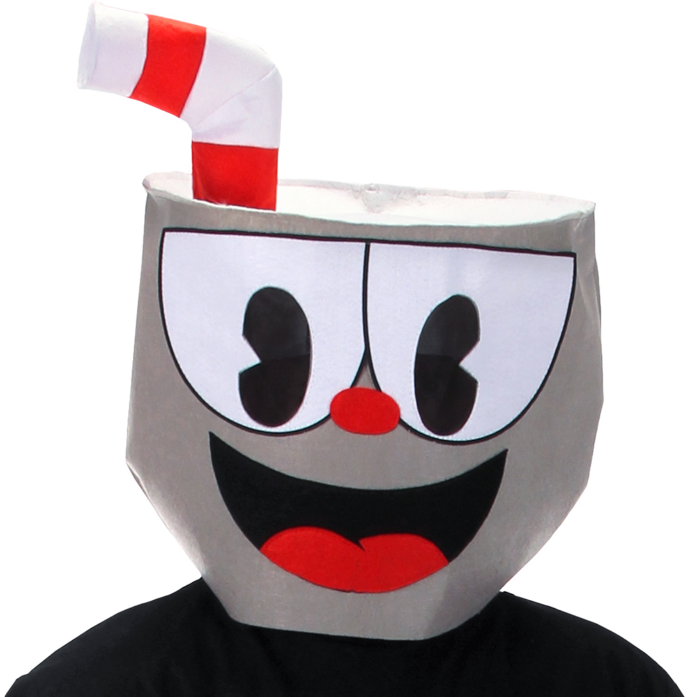 Nav Item for Adult Cuphead Costume - Cuphead Image #2