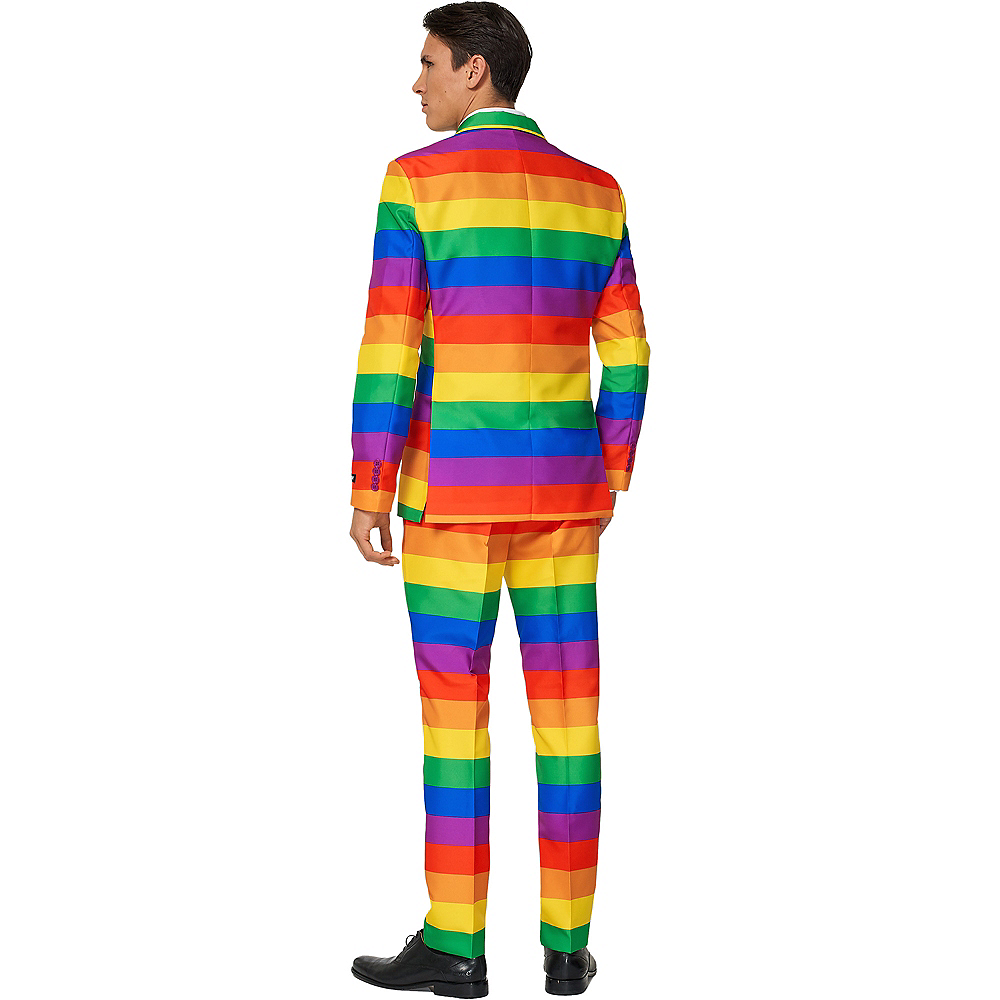 Nav Item for Adult Rainbow Suit Image #2