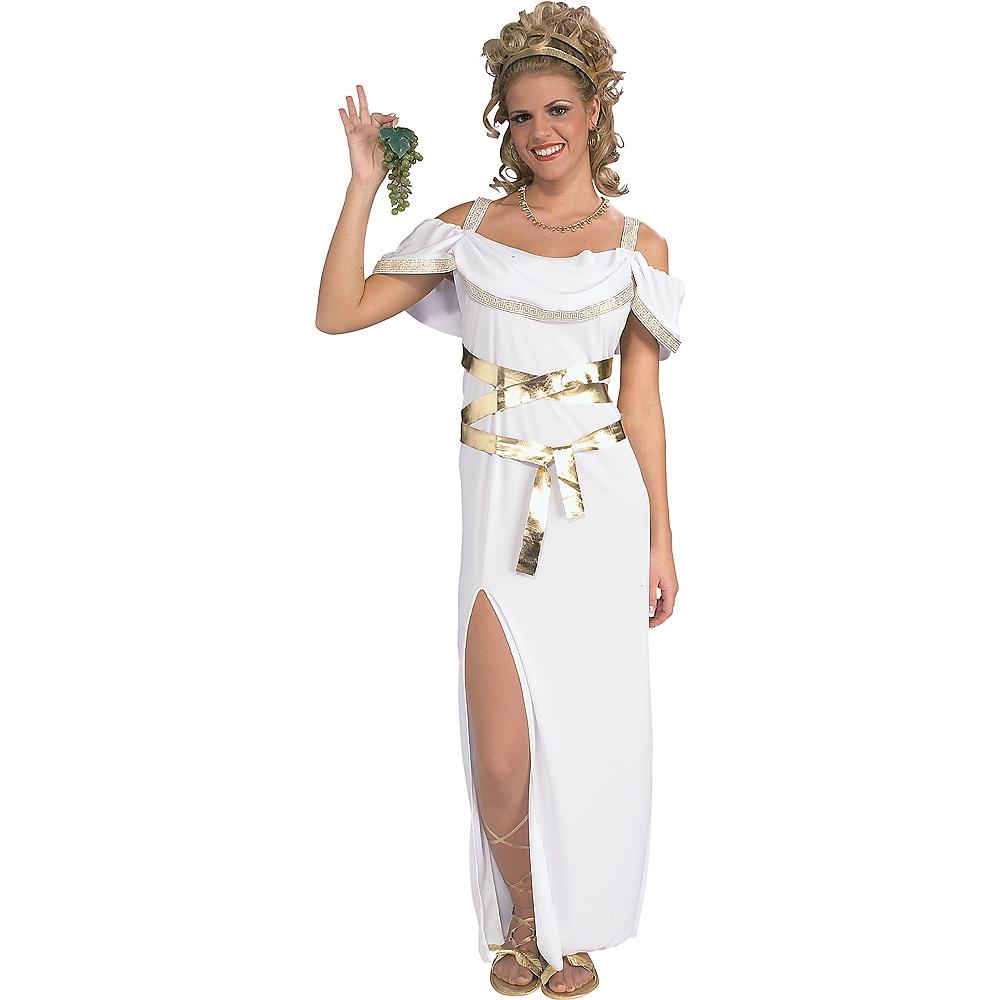 744d3e024a3 Womens Greek Goddess Dress Costume Image  1