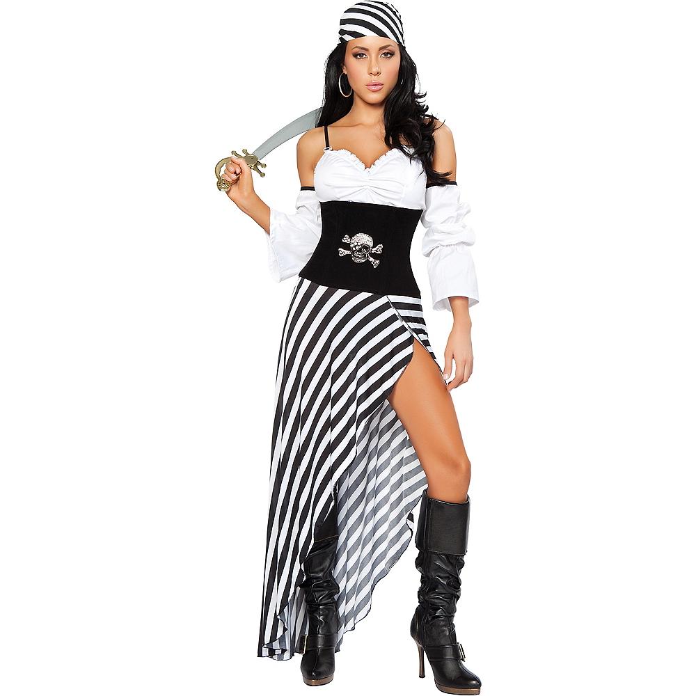Womens Pirate Costume Image #1