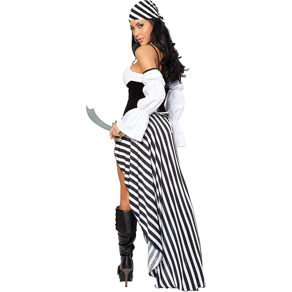 Womens Pirate Costume Image #2