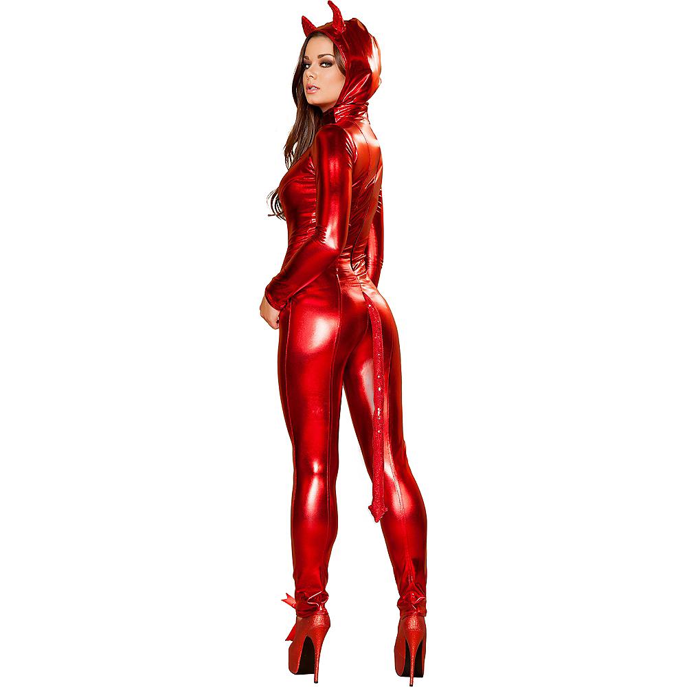 Womens Darling Devil Costume Image #2